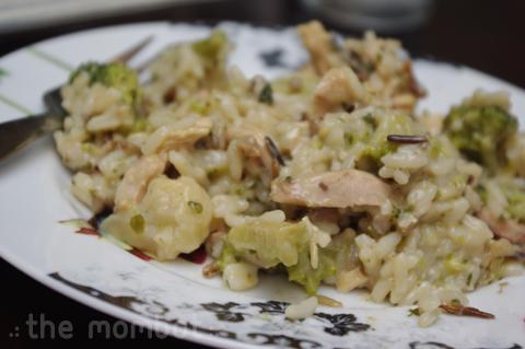 leftover chicken recipes, chicken recipes, chicken rice casserole