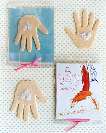 christmas crafts, kid's christmas crafts, martha stewart crafts