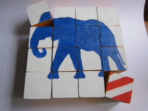 DIY gifts for kids, DIY gifts, DIY wooden puzzle