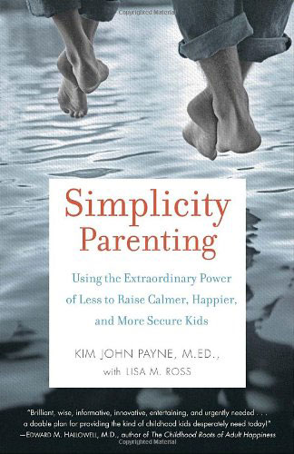 simplicity parenting, simplifying life, cleaning out clutter