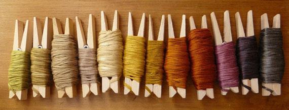 organization, thread organization, ribbon organization
