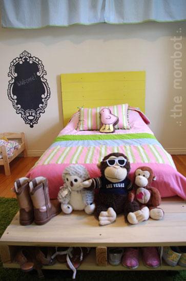 big girl room reveal, girl's room, bedroom redo