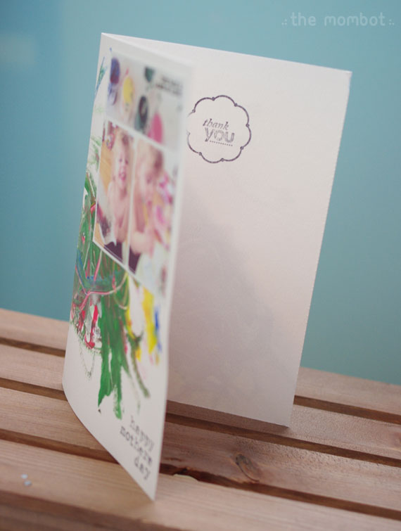 mother's day cards, handmade mother's day cards