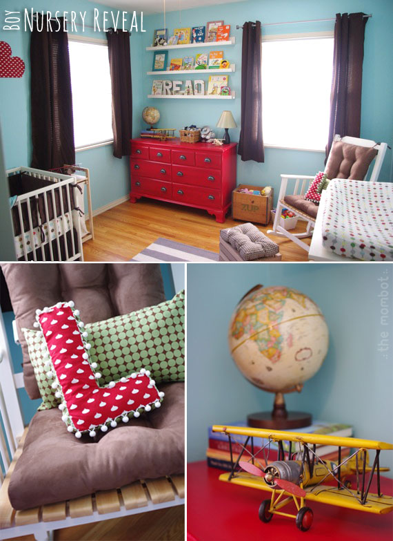 Nursery, baby nursery, crib bedding, nursery bedding, room for baby, boys rooms
