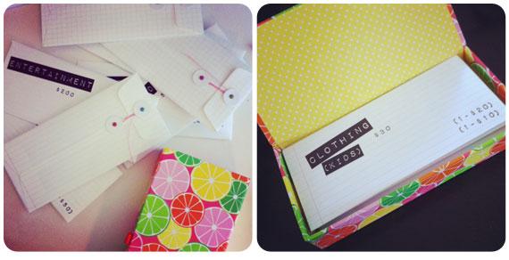 diy cash envelope system, printable cash envelopes, diy string-tie envelopes