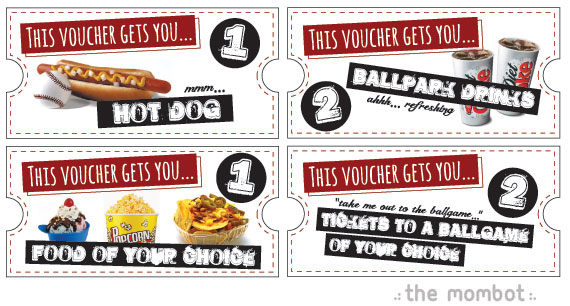 Father's Day, Father's Day free printables, Father's Day baseball gifts