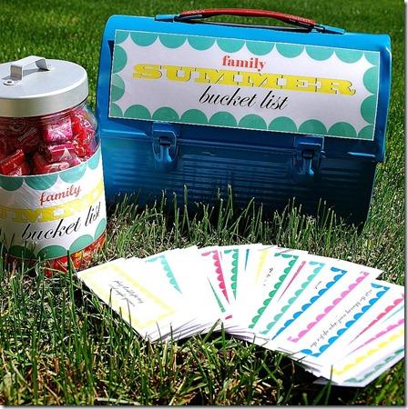 summer, summer bucket list, summer activities, summer printables