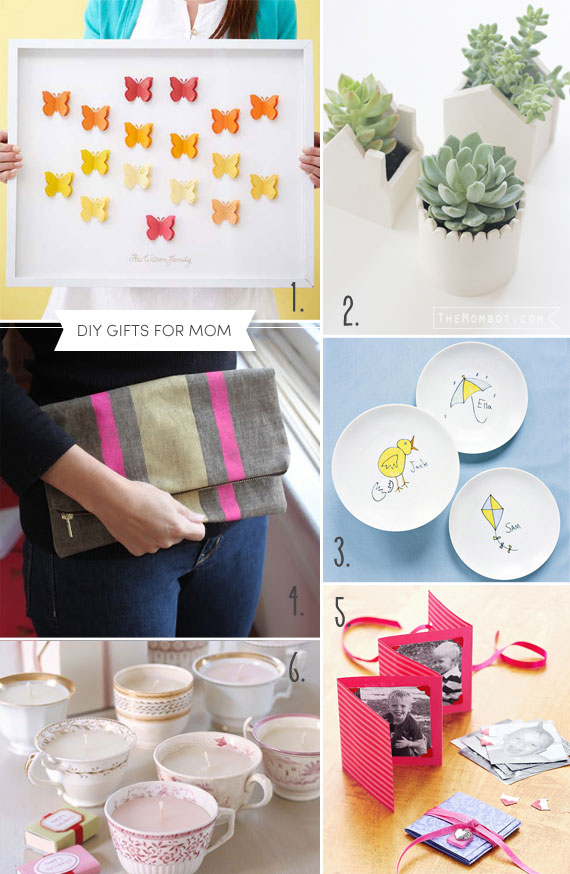 diy mother s day gift ideas 2013 edition the mombot