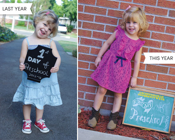 first day of school | TheMombot.com