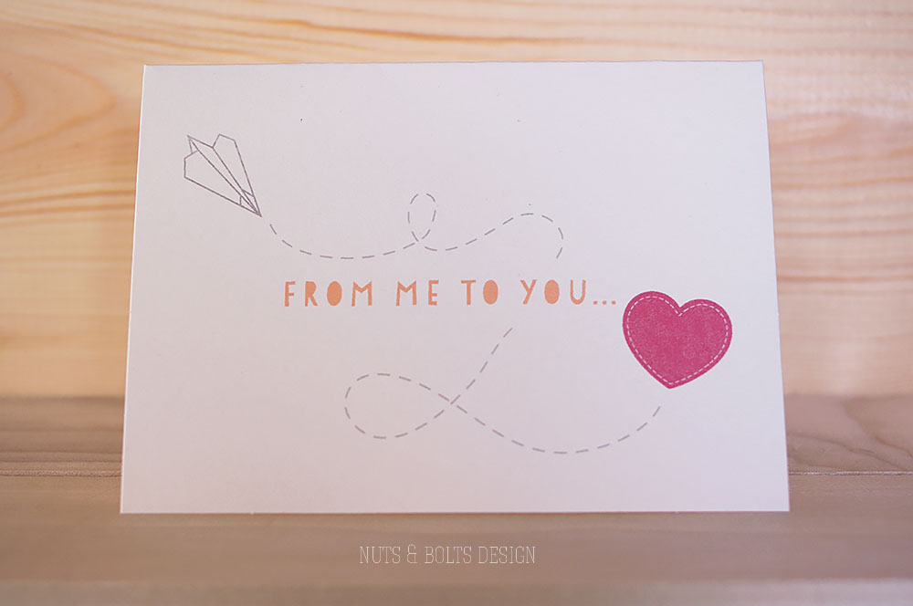 Just Because/Thinking of you card | TheMombot.com