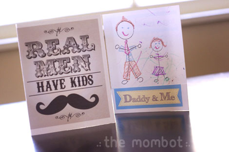 father's day free card printables