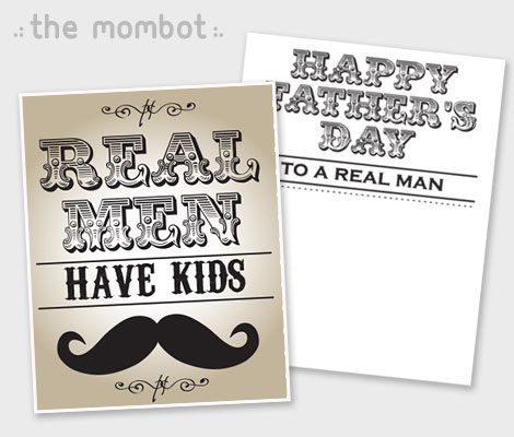 father's day free card printables, father's day card ideas